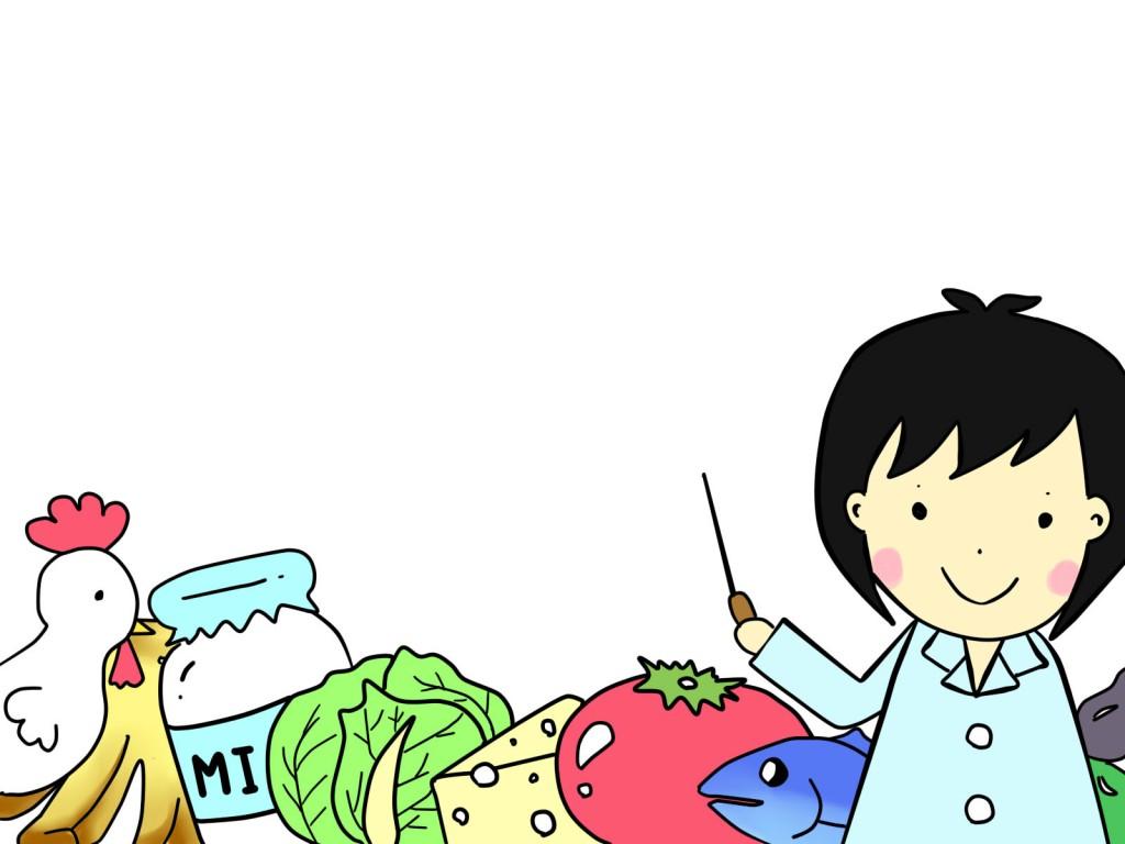インフルエンザ対策食材の画像