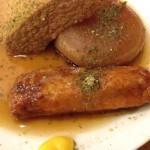 おでん好きなら一度は食べたい!特徴的な静岡おでんの魅力は黒い出汁とふりかけ
