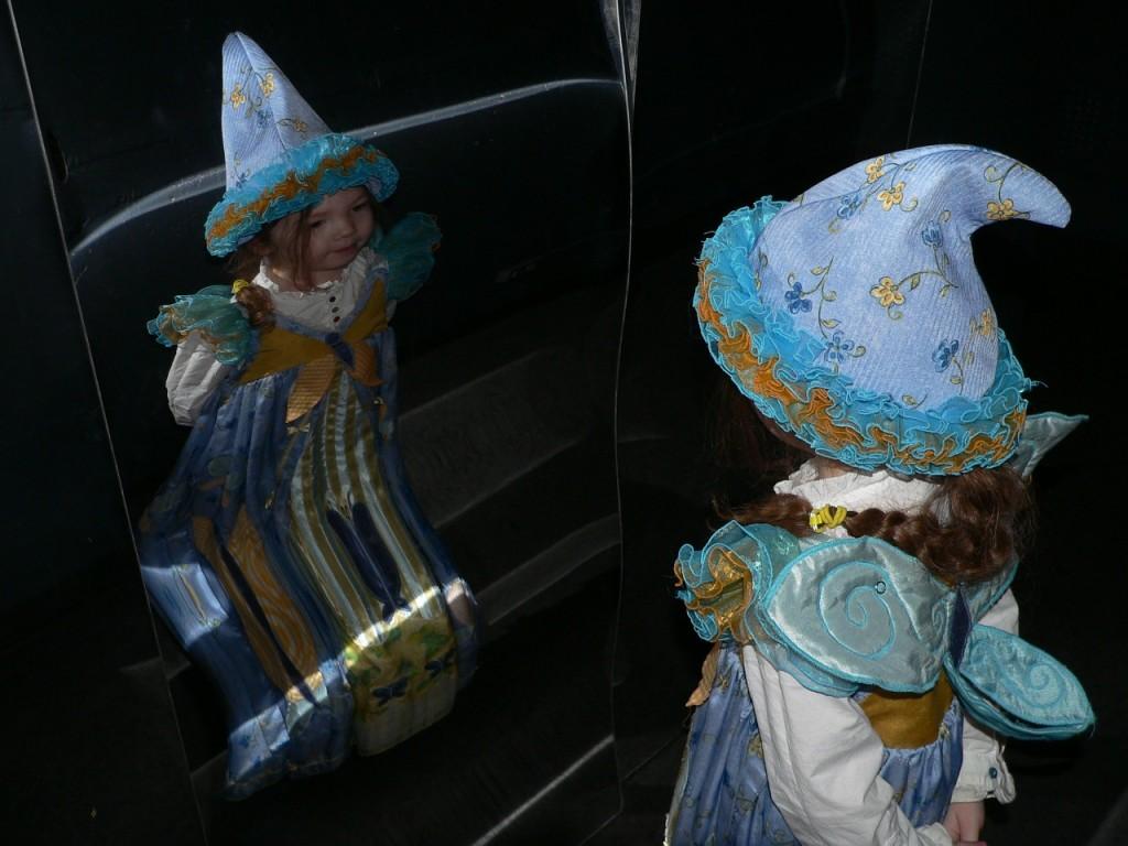 ハロウィン子供の仮装の画像