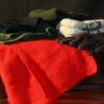 彼に喜んでもらえる手編みメンズマフラー【彼のファッションに合わせた幅と長さがカギ】