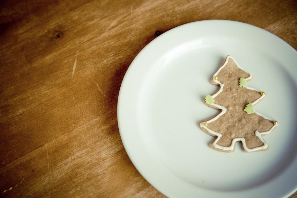 クリスマスクッキーの画像