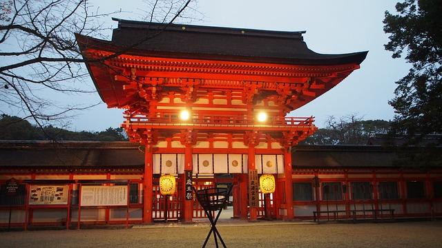 大阪の神社の画像