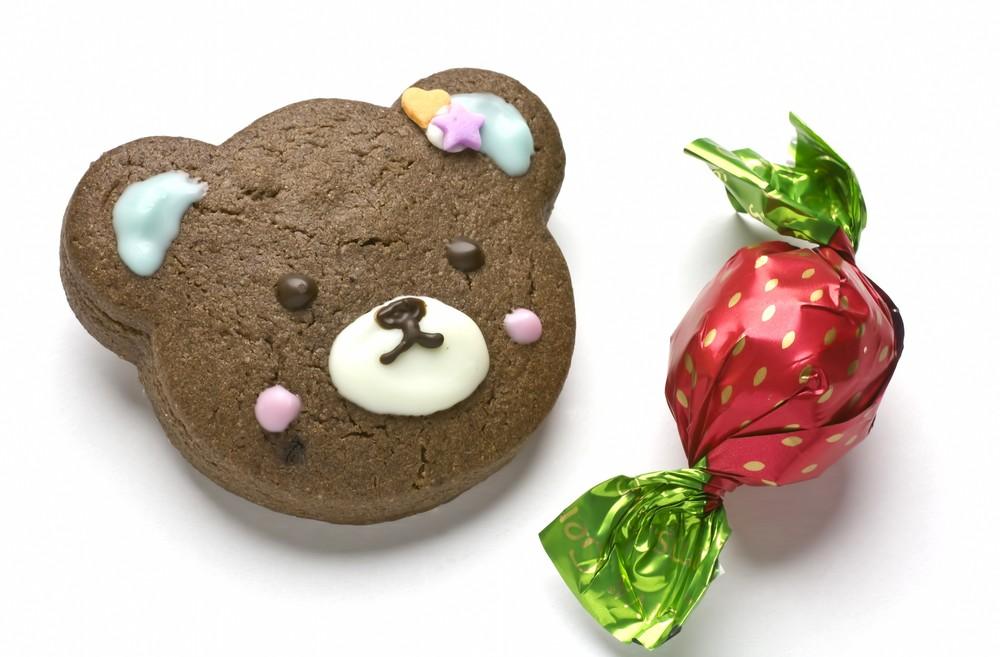 チョコクッキーの画像