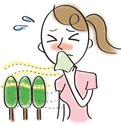 花粉症対策の画像