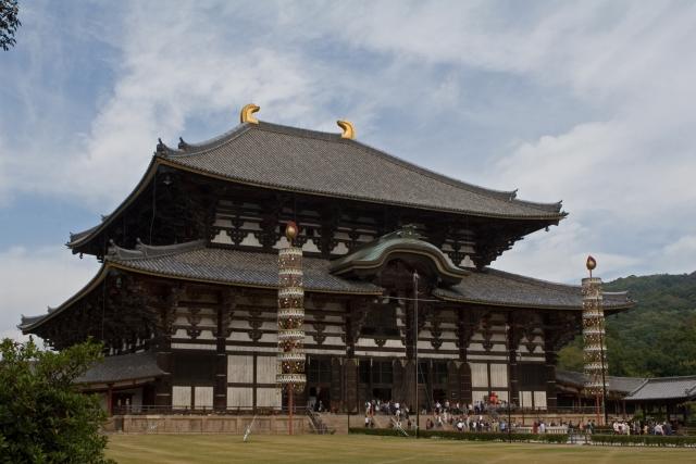 東大寺の画像