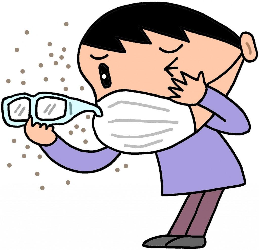 花粉症対策グッズの画像