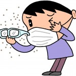 花粉の時期に子供が元気に外遊びできる対策グッズと症状の見分け方は?
