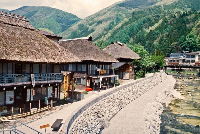 湯西川温泉の画像