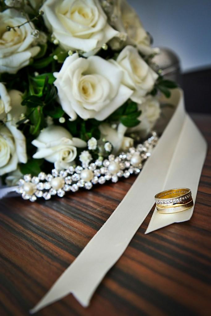 結婚指輪の画像