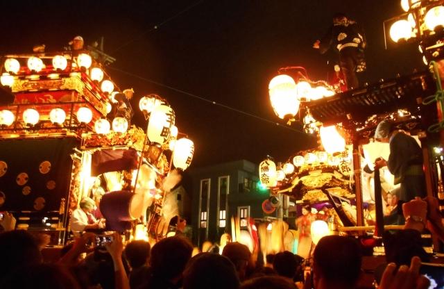 高山祭りの画像