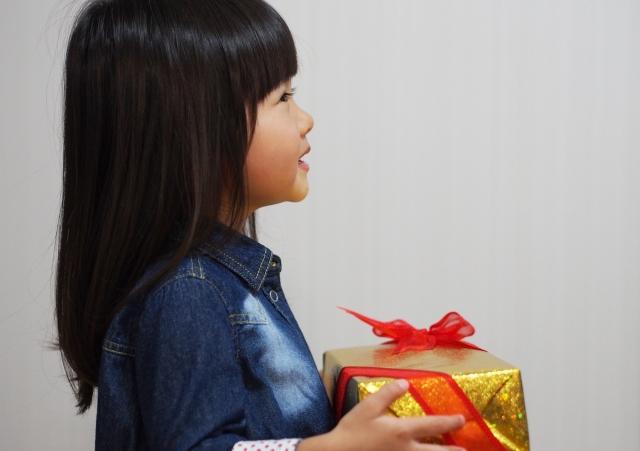 少女から父の日プレゼントの画像