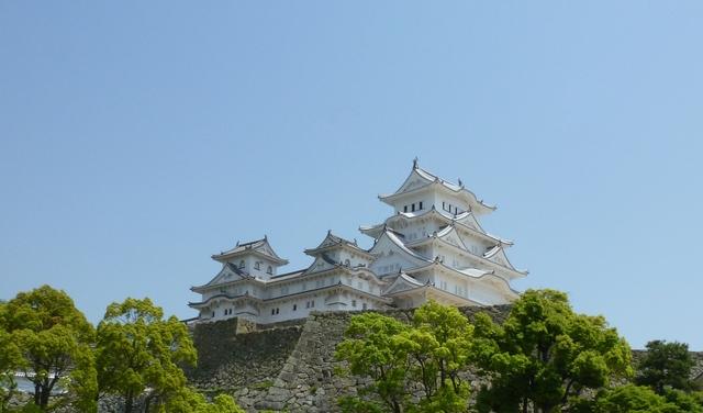 姫路城の画像