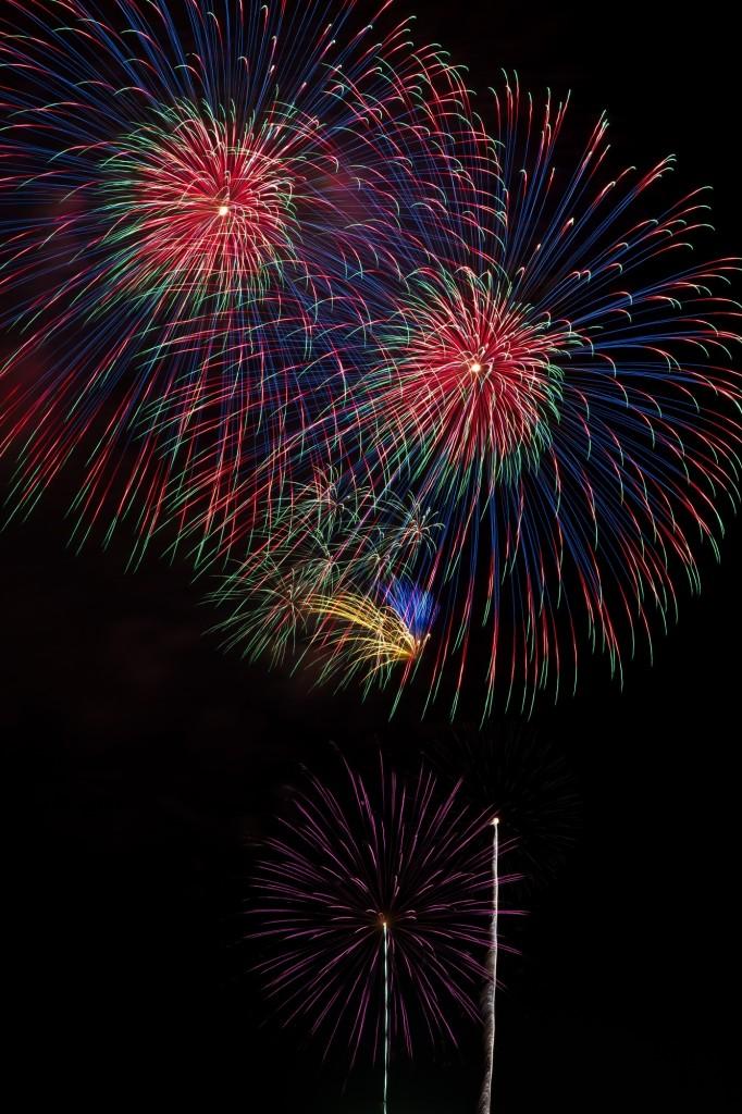 花火の画像
