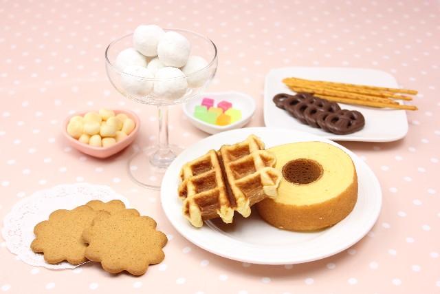 洋菓子の画像