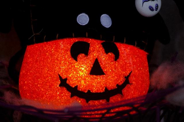 ハロウィンかぼちゃの画像