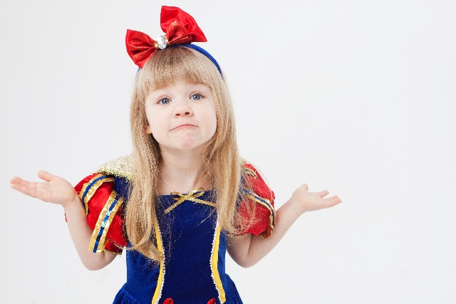 ハロウィン女の子の仮装の画像