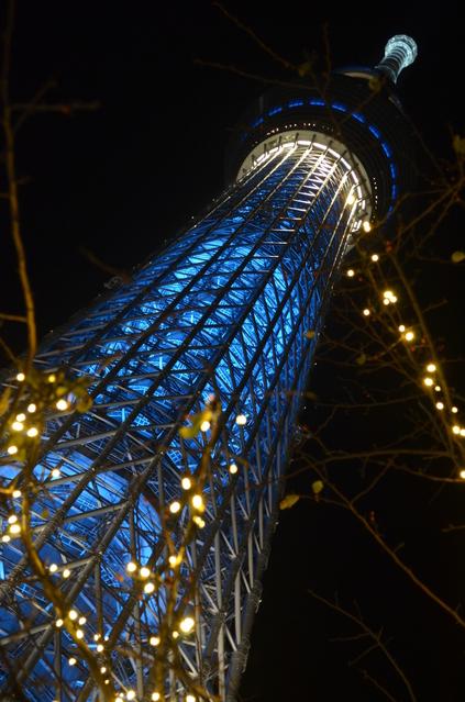 東京スカイツリーの画像