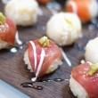 手まり寿司の画像