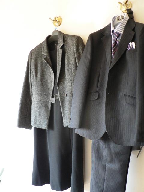 入学スーツの画像