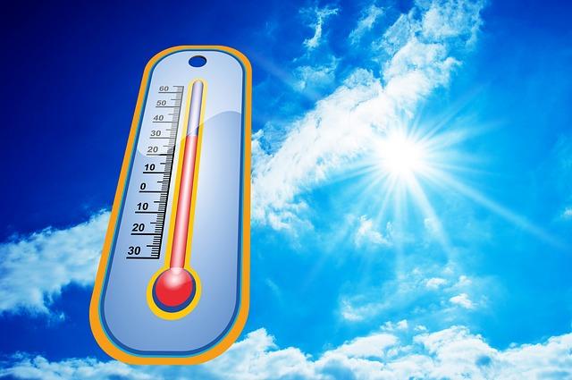 温度計の画像