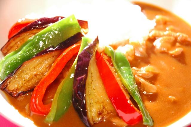 夏野菜カレーの画像