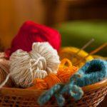 手編みマフラー初心者でもキレイなゴム編みが作れる編み方!3つのコツで彼の笑顔ゲット間違いなし!