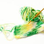 初心者でも簡単!絶対失敗しないシンプルでも素適なかぎ針編みマフラーの編み方のコツ