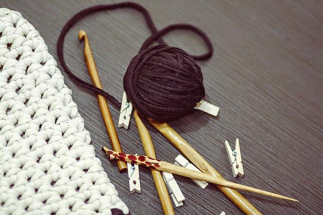 毛糸の画像